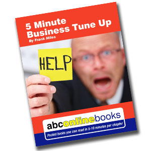 5 Minute Business Tune Up